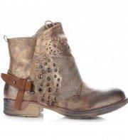 Dámské boty Lady Glory zlaté