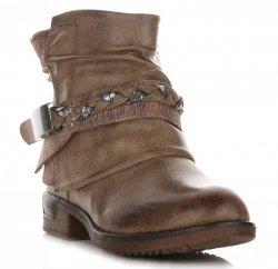 Dámské boty zemité