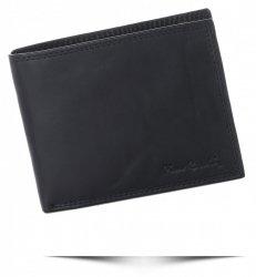 Pánská kožená peněženka Pierre Cardin černá