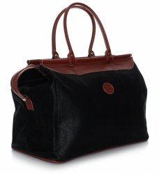 Solidna torba podróżna David jones Czarna