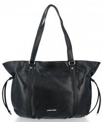 David Jones univerzálne Dámske tašky veľkosť XL Čierna