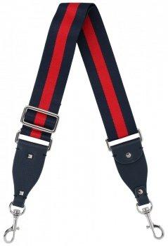 Popruh pro dámské kabelky Diana&Co Multicolor Tmavě Modrý