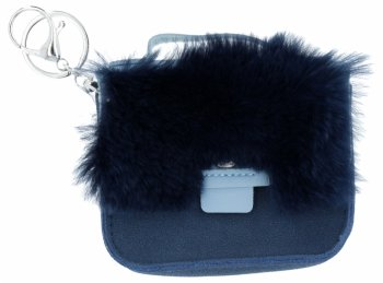 Módní Přívěšek ke kabelce Bag Tmavě modrý