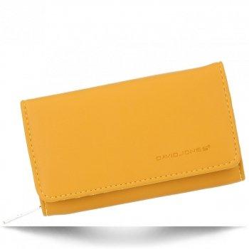 David Jones Univerzální Dámská Peněženka Žlutá