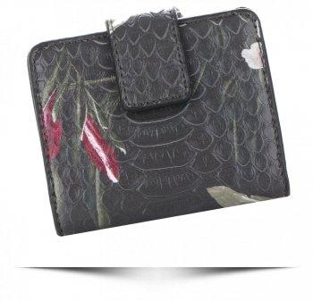 Pouzdro na karty Diana&Co Firenze šedý