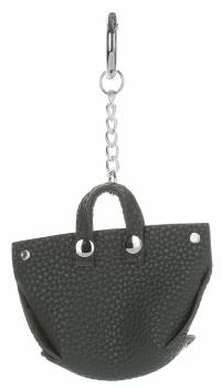 Přívěšek ke kabelce Módní ShopperBag šedá