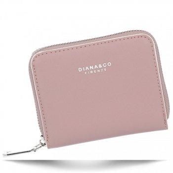 Univerzální Dámská Peněženka Diana&Co Špinavá růžová