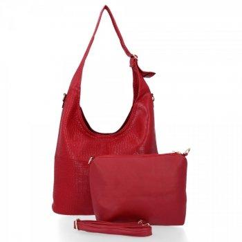 Univerzální Dámské Kabelky Grace Bags Červená