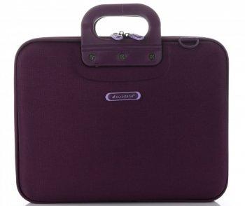 Prostorná taška Madisson Laptop 13,5'' Fialová