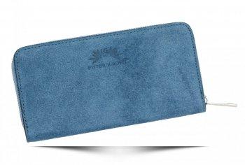 Vittoria Gotti Dámská Kožená Peněženka Made in Italy Jeans