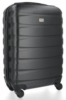 Palubní kufřík 4 kolečka značky Madisson Černý