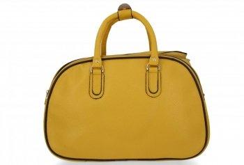Malá Cestovní taška Or&Mi Žlutá