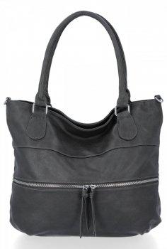 Univerzální Dámská Kabelka Herisson Shopper Bag Šedá