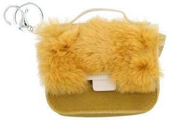 Módní Přívěšek ke kabelce Bag Žlutý