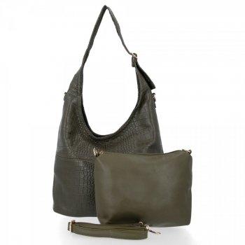 Univerzální Dámské Kabelky Grace Bags Zelená