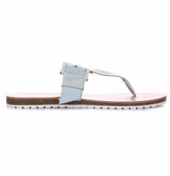 dámské sandály Modré