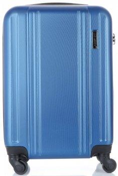 Palubní kufřík 4 kolečka značky Madisson modrá