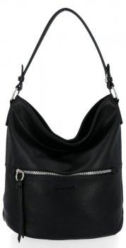 Univerzálne dámske tašky David Jones čierny