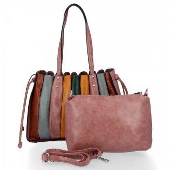 Módne dámske nákupné tašky od David Jones Dirty Rose