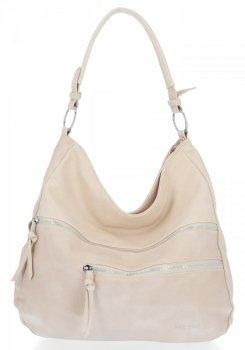 Bee BAG universal Felicia dámske tašky sú ideálne pre každodenné béžovej farby