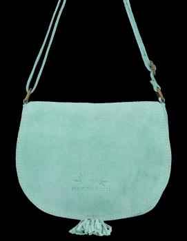 Univerzálna Kožená taška Vittoria Gotti pre každodenné nosenie