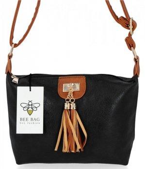 BEE Bag univerzálna dámska taška na posol Gianna Čierna
