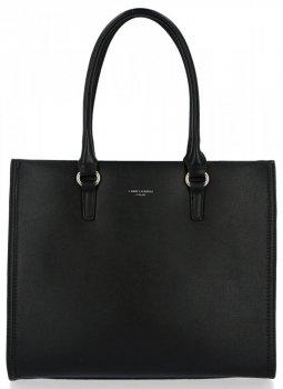 Klasické dámske tašky od David Jones čierny
