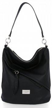 Univerzálna dámska taška David Jones čierny