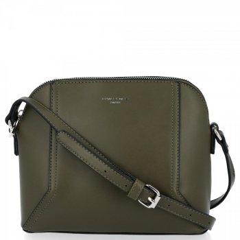 Elegantné dámske crossbody tašky pre všetky príležitosti od David Jones zelený