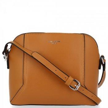 Elegantné dámske tašky na messenger pre všetky príležitosti od horčice David Jones