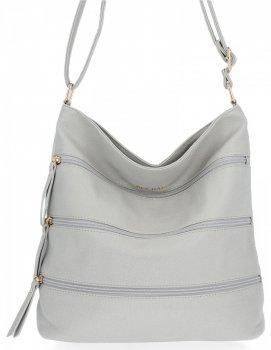 BEE Bag univerzálne Dámske tašky XL Celine Svetlo šedá