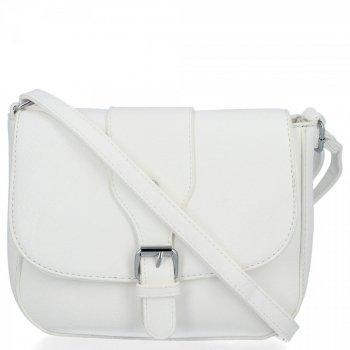 BEE Bag univerzálne Dámske Crossbody tašky Andrea Biela