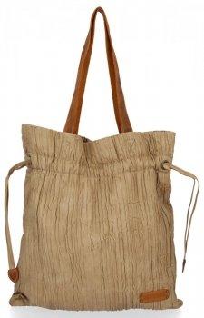 BEE Bag univerzálna dámska taška Shopper Roma Khaki