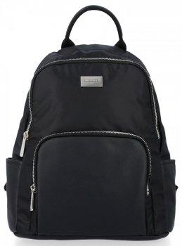David Jones značkový Pánsky batoh perfektný príležitostný čierny