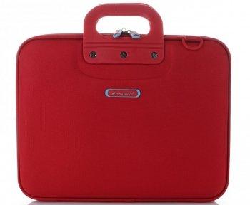 Značková Aktovka pre laptop Madisson 13,5  Červená