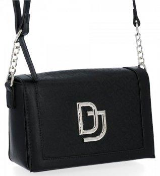 David Jones Dámske Dizajnérske Tašky Messenger čierne