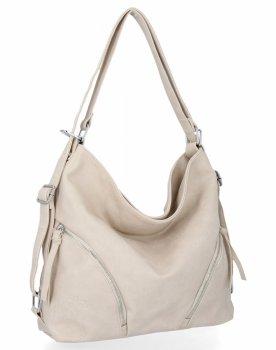 BEE taška univerzálne dámske tašky s funkciou batoh Madison Beeg