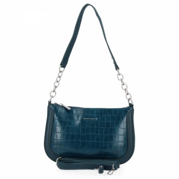 David Jones elegantné dámske tašky módne tašky messenger v morskom štýle so zvieratami