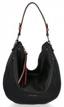 David Jones univerzálne Dámske tašky pre každodenné nosenie čierne