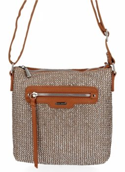 Módne dámske messenger taška od David Jones Ryšavka