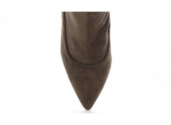 Elegantní Dámské boty Bellucci Khaki