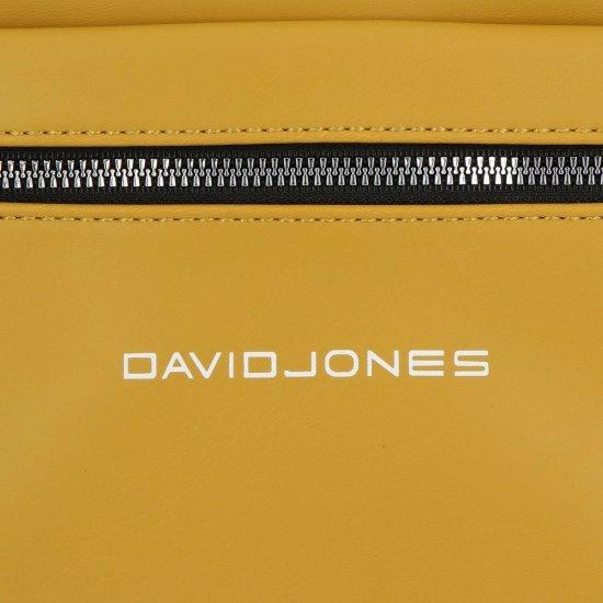 Univerzální Batohy značky David Jones Hořčičný