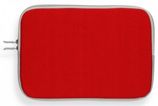 Módní Pouzdro pro Tablet 10'' vzor v květech červené