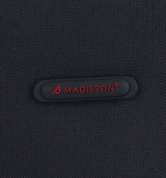 Uniwersalne Walizki renomowanej firmy Madisson Zestaw 2w1 Szara
