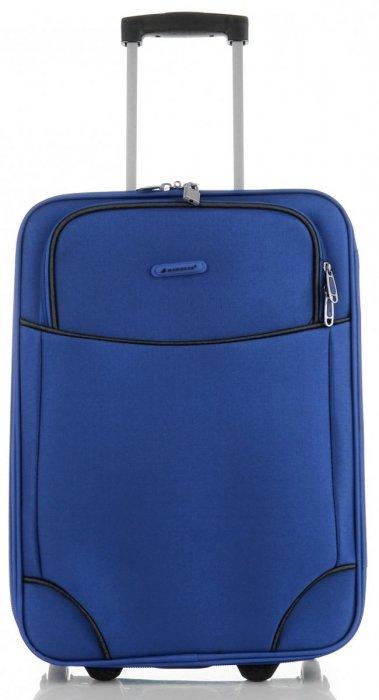 Uniwersalne Walizki renomowanej firmy Madisson Zestaw 2w1 Niebieska