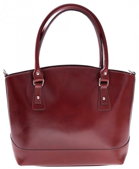 Univerzálne a ležérne hnedé kožené tašky