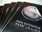 3MK SHIELD SUPERMOCNA FOLIA OCHRONNA DO SONY XPERIA MIRO ST23i (2 szt.)