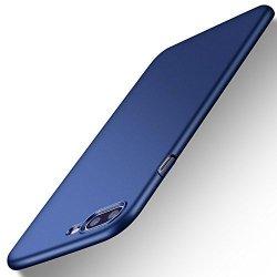 Etui Case Plecki Hard Cover - iPhone 7+/8+ (5.5) (smooth blue)