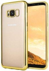 ETUI ELEGANCE PLATE - Samsung Galaxy S8 (gold)