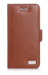 FYY Etui book case ze smyczką - iPhone 7/8 (4.7) (brązowy)